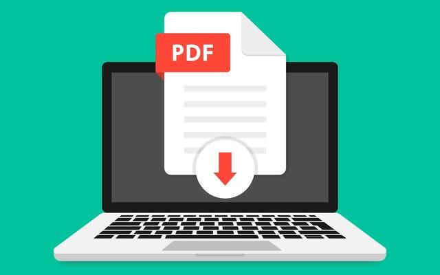 Les meilleures façons de compresser des PDF gratuitement
