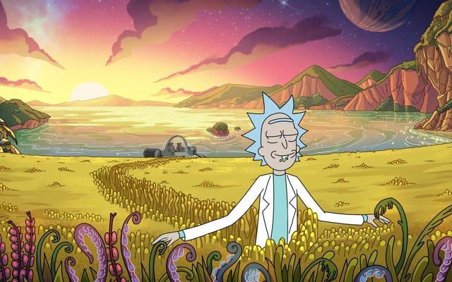 कल के Rick And Morty प्रीमियर के इस पूर्वावलोकन में रिक की दासता हो गई है
