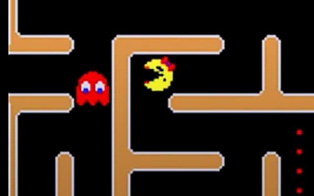 Ms. Pac-Man Sudah Bisa Memberitahu Guy At Helm Mabuk As Fuck