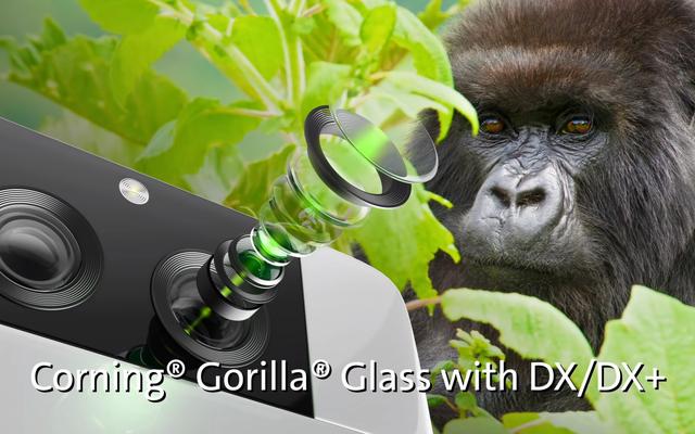 コーニングはスマートフォンカメラ専用の新しいタイプのゴリラガラスを製造しました
