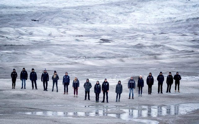 Expériences scientifiques et tourisme climatique avec Extreme E