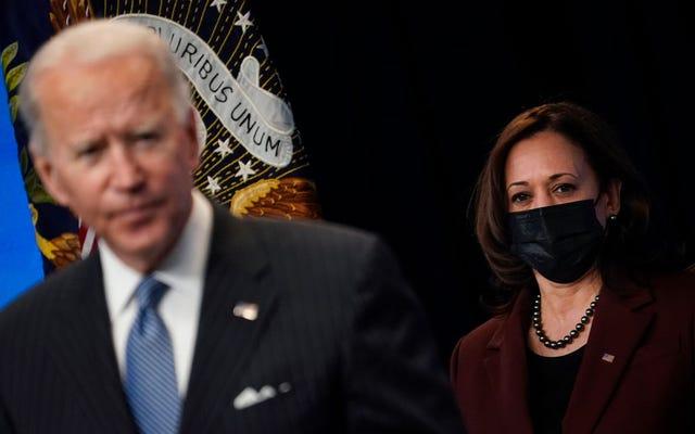 Biden para firmar órdenes ejecutivas para su agenda de equidad racial. Entonces, ¿podemos todavía hablar sobre el proyecto de ley contra el crimen o no?