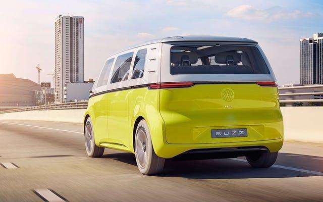 El diseñador de color superior de VW me da la esperanza de que los colores de los autos mejoren