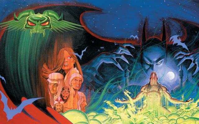 Pourquoi Norm Breyfogle était l'un des meilleurs artistes à avoir jamais dessiné Batman