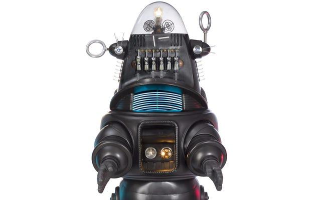 Uno de los robots cinematográficos más famosos de todos los tiempos se acaba de vender por $ 5,4 millones