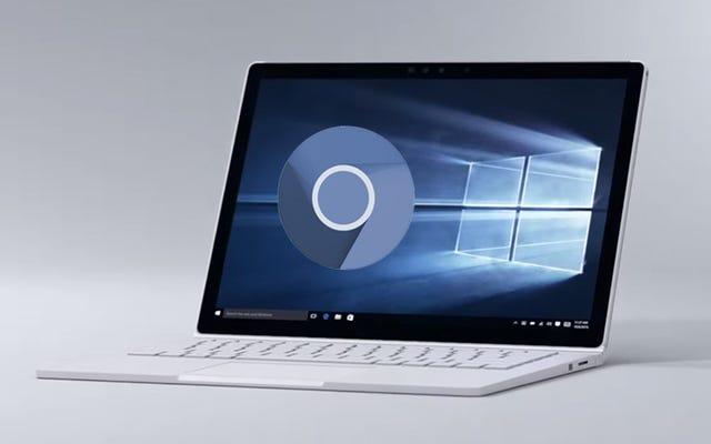 Como instalar o Chrome OS em seu laptop Windows
