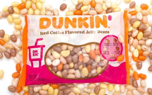 Dunkin 'debiutuje z innym rodzajem fasoli