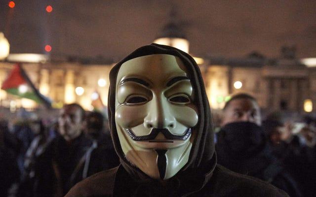 Klaim Anonim untuk Membocorkan Data di GOP Texas