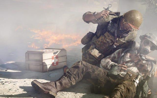 Battlefield V devient plus généreux avec des munitions