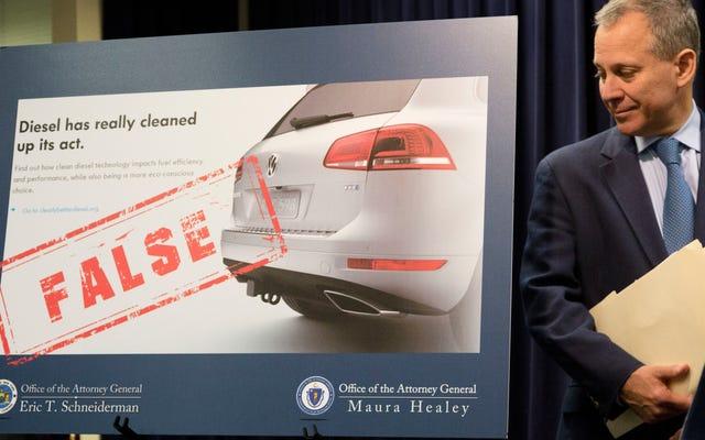 VWの排出量スキャンダルコスト他のドイツの自動車メーカーの米国での売上高は52億ドル:調査