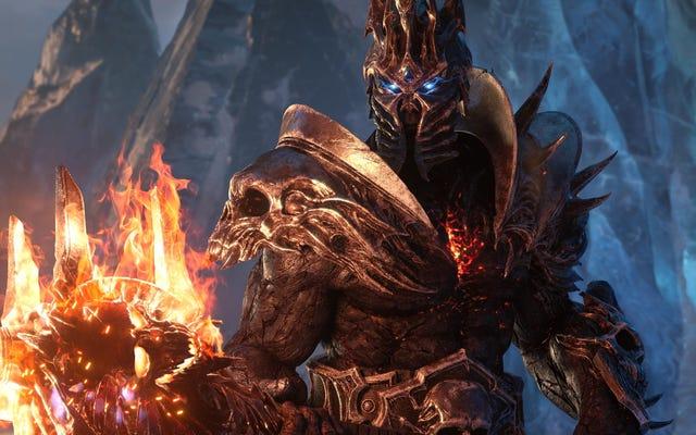 World Of Warcraft: Shadowlands Is Launching On November 23