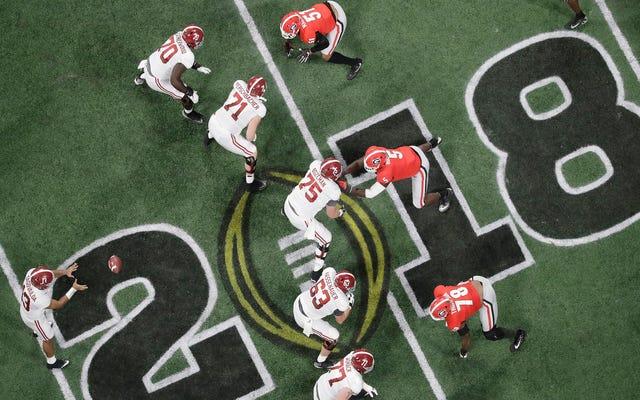 Alabama, Yedek Oyun Kurucu Tarafından Efsanevi Uzatma Touchdown ile Geri Dönüşünü Tamamladı