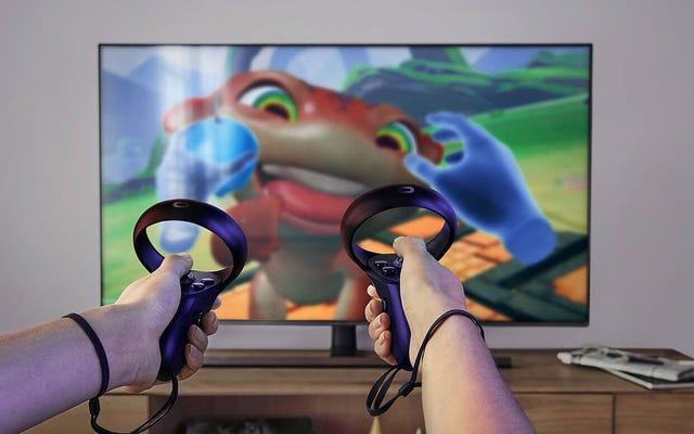 Oculus, Yanlışlıkla Binlerce Sanal Gerçeklik Denetleyicisinde Korkunç Mesajları Gizledi