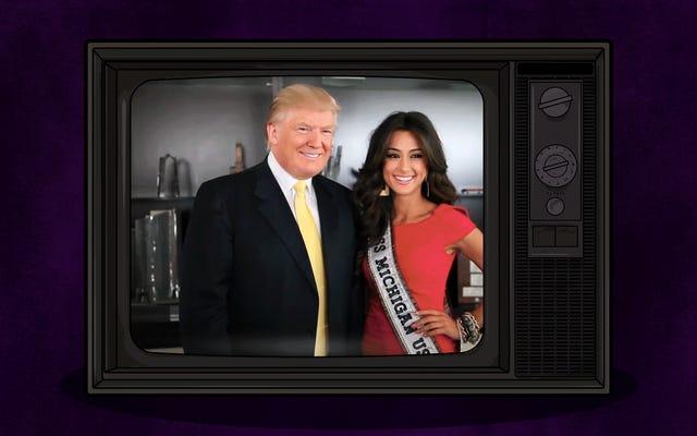 Voici l'émission de télé-réalité très sexiste de Trump qui n'a jamais vu le jour