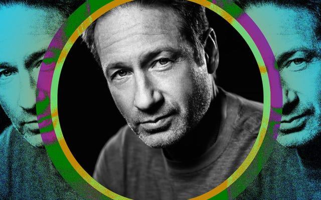 David Duchovny sur l'écriture, revisitant Mulder, et son nouveau film avec Judd Apatow