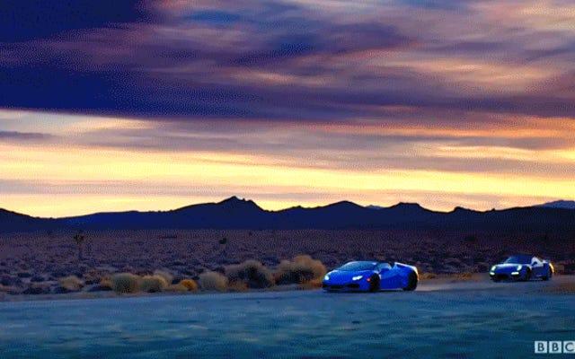 Обновленная Top Gear выглядит весело в этом новом трейлере