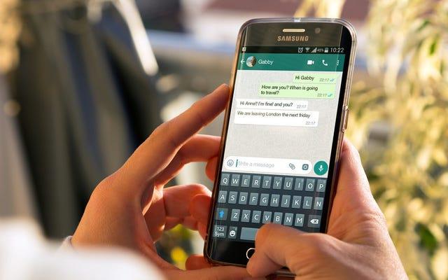 Для большей конфиденциальности используйте эти приложения вместо новых исчезающих сообщений WhatsApp