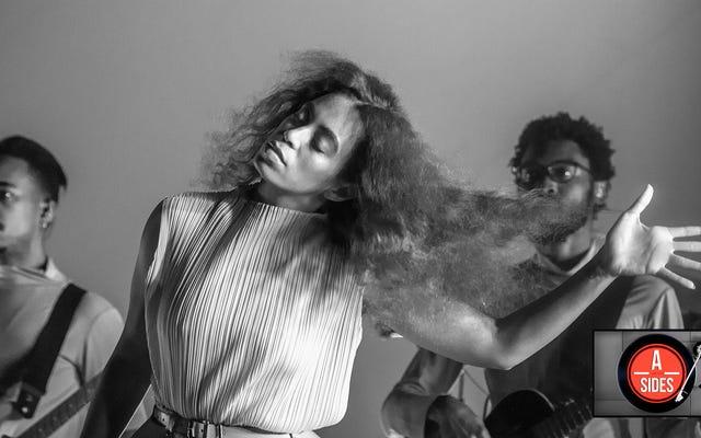 今週のお気に入りの5枚のアルバムは、R&B、クィアソングライター、弾力性のある女性の未来を祝います