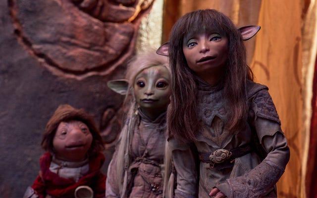 Продюсеры Dark Crystal о своем приквеле Netflix: «Это не счастливый кристалл»
