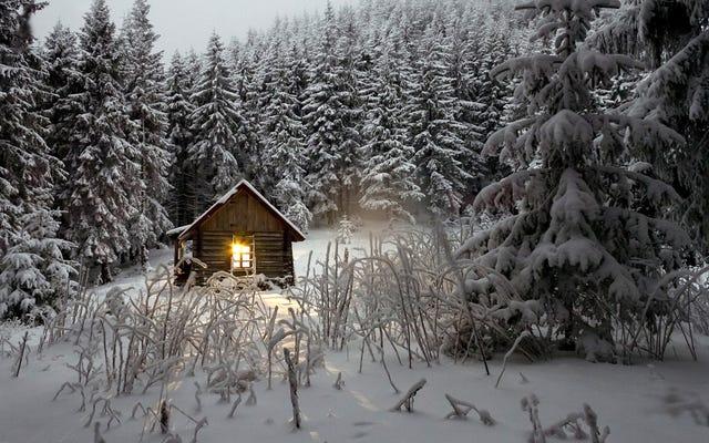 極寒の冬の気温に対処する11の質素な方法