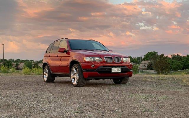 $ 15,500で、これは一見分類された2003 BMW X5 4.6はあなたが運転するかもしれない種類のSUVですか?