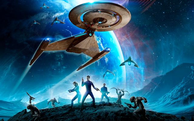 Discovery pojawi się w Star Trek Online i sprowadzi kadet Tilly na przejażdżkę