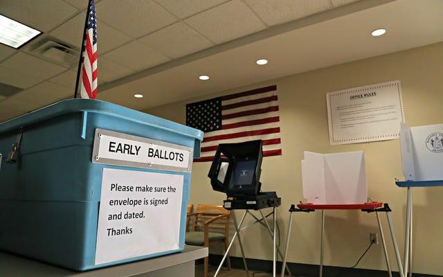 フロリダ州の有権者が郵送による投票用紙を修正するチャンスを得るという連邦判事の規則