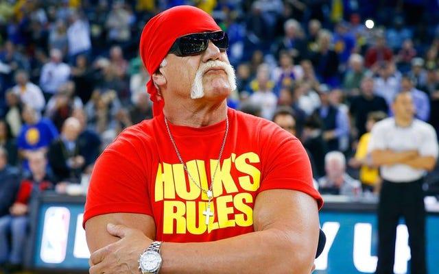 DIPERBARUI: Hulk Hogan melihat semua pria sebagai saudara, saudara