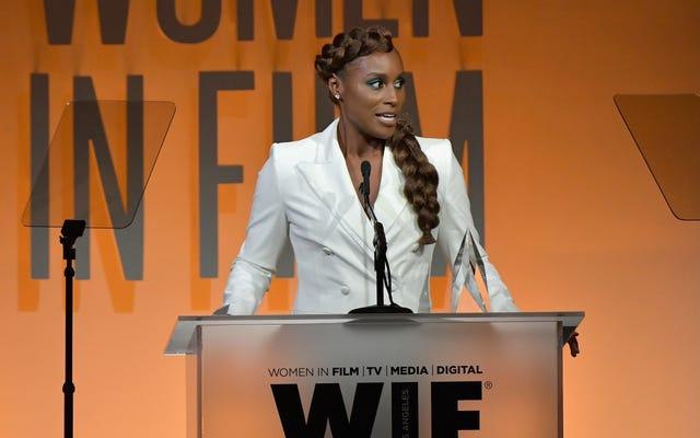 'En Sevdiğim Sanatçıların Hiçbiri Mütevazı Değil': Issa Rae, 2019 Women in Film Ödülleri'nde Güvensiz Oynamayı Reddetti
