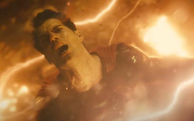 Nous connaissons le camée `` époustouflant '' de la Justice League de Zack Snyder