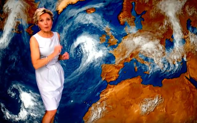 2014年、テレビ局は2050年の気候がどうなるかを想像しました。31年の余裕がありました