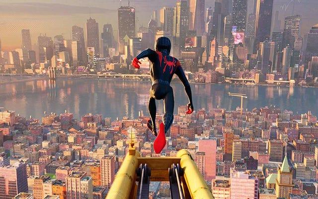 Respondemos sus preguntas candentes después de Spider-Man: Into the Spider Verse