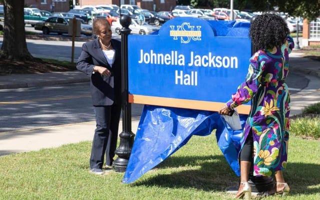 वर्जीनिया स्टेट यूनिवर्सिटी ने अपने इतिहास के लिए 4 ब्लैक वुमन इंटीग्रल के बाद इमारतों का नाम बदला