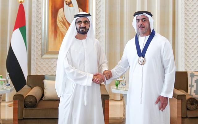Nagrody UAE Gender Equality Awards Honor the True Heroes: Men