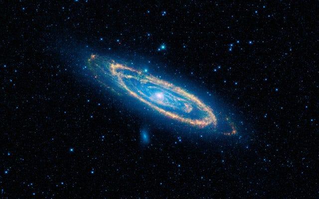 物理学者は小さな古代のブラックホールで暗黒物質を探しています