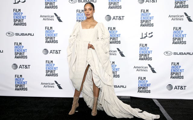 Free Spirits: What Stars Wore to the Other Awards Show on Oscar Weekend