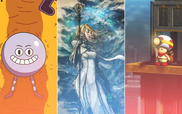 Odlotowy basen z kreskówek, piękna gra RPG z przeszłości i więcej gier do grania w lipcu