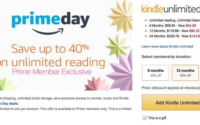 Si vous n'avez pas encore enregistré sur Kindle Unlimited, c'est votre chance