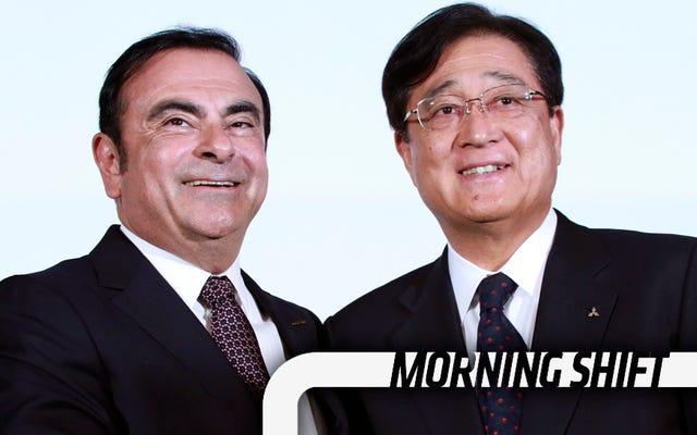 E ora Mitsubishi dovrà affrontare l'ira del taglio dei costi di Carlos Ghosn