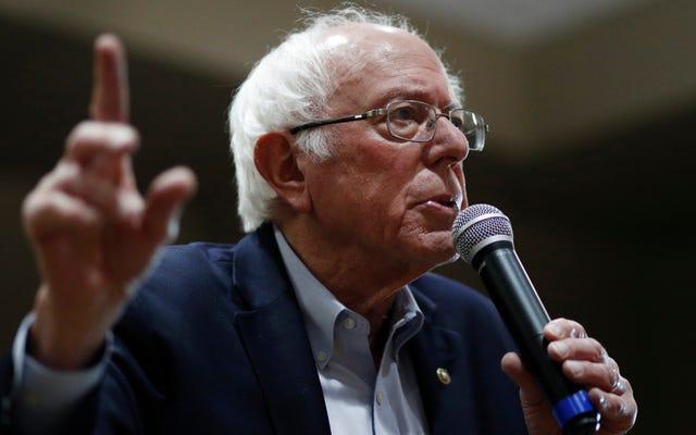 เหตุใด OSHA จึง Stonewalling Bernie Sanders ใน Amazon