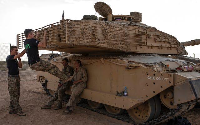 軍事ゲームファンがフォーラムの議論に勝つために分類されたドキュメントをリーク