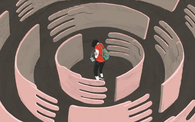 อย่ามองข้าม: ต่อสู้กับการล่วงละเมิดทางเพศในชุมชนไซไฟ/แฟนตาซี