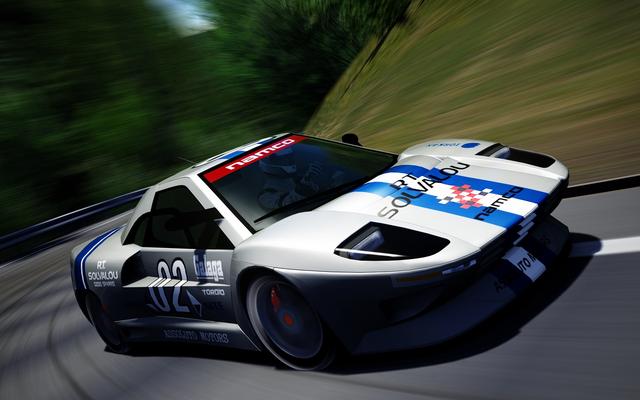 Вот как фанаты воскрешают любимые автомобили из ретро-игр в современных гоночных симуляторах