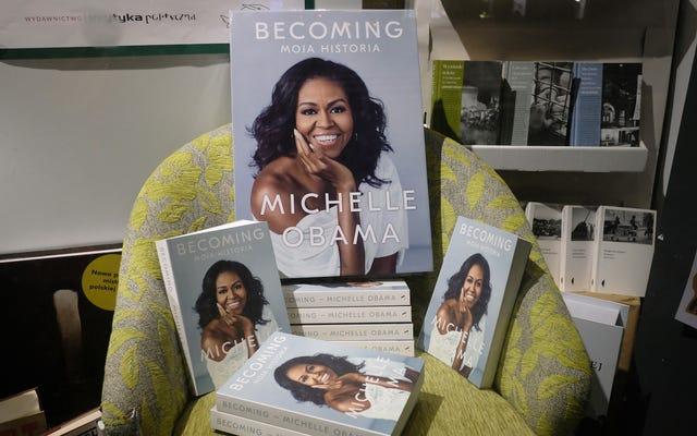 ミシェルオバマのなりはほぼ1000万のくそーコピーを販売しました