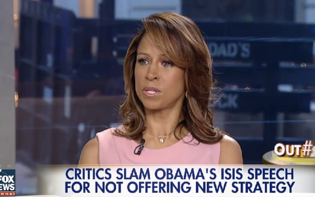 Stacey Dash Silenced(Briefly)