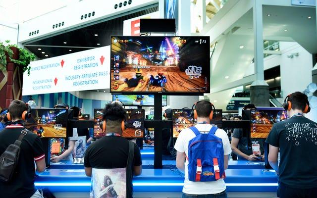 L'E3 2020 à Los Angeles a été annulé