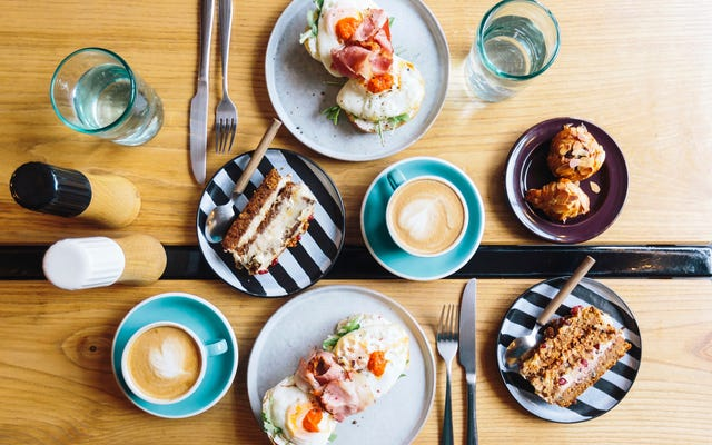 Last Call: Tell us about your special weekend breakfast
