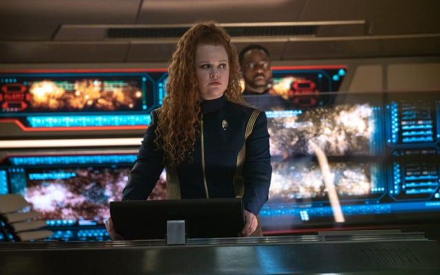 W niechlujnym Star Trek: Discovery wszystko idzie nie tak