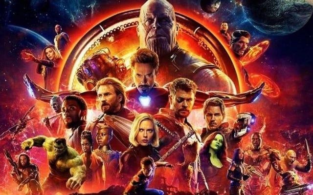 Un examen de Avengers: guerre à l'infini (et ses millions de super-héros) par un novice des Avengers