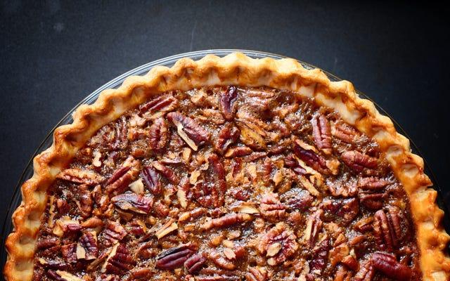 Instagramは疑わしいデータを使用して、州ごとに最も人気のある感謝祭のパイを決定します